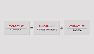 Endeca ATG Oracle Commerce