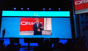 Oracle's EMEA partner forum