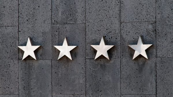 five stars quality assurance