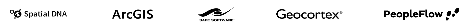 GIS logos